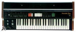 Roland VP330 Vocoder Plus