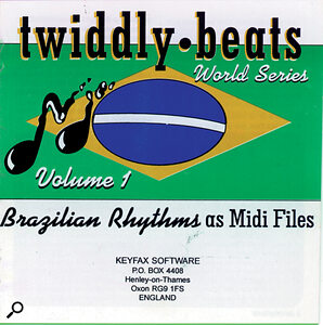 Keyfax Software Twiddly Bits And Twiddly Beats