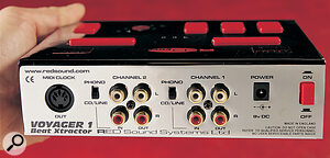 Red Sound Systems Voyager 1 Beat Xtractor