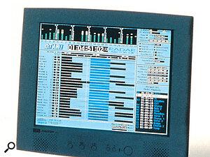 Otari RADAR II RADARVIEW software.