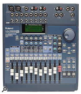 ...so there's little to be gained by adding another, like the Roland VM3100 (right).
