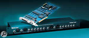 Gadget Labs' Wave/8•24 is one of several musician‑friendly soundcards with drivers that support the installation of multiple identical cards in the same PC.