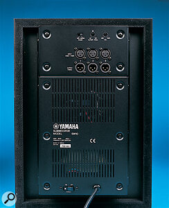 Yamaha MSP10 & SW10