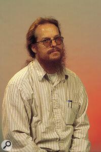 Chief designer John Meyer.