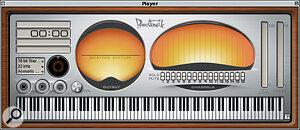 Check out Beatnik Editor's live MIDI synth.