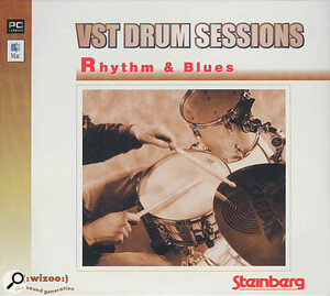 Steinberg/Wizoo VST Drum Sessions