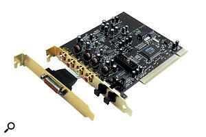 M Audio Audiophile 24/96 & Terratec BWX 24/96