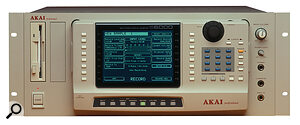 Though hardware samplers, such as Akai's top‑of‑the‑range S6000, have been developed into extremely powerful tools within the last few years, software samplers, such as the Nemesys Gigasampler, might better integrate with the MIDI + Audio sequencer systems used in many modern productions.