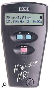 NTI Minilyser & Minirator