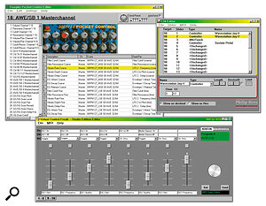 Since most hardware controllers have freeware PC editing utilities, you can use these to examine profiles from various manufacturers to adapt them to your own hardware.
