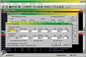 Even if your sequencer software doesn't provide controller mapping, you could use the freeware MIDI‑OX utility to do this for your MIDI input, so that your preset hardware controller can be used to tweak any software or hardware synth.