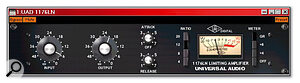 Universal Audio manufacture expensive hardware recreations of the classic 1176LN and Teletronix LA2A compressors, but buyers of the UAD1 get virtual versions thrown in.