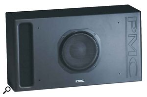Adding the XB1P subwoofer takes the system's bass response down to 25Hz.
