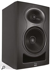 Models like Kali Audio's LP8, above, have made quality monitoring more affordable than ever.