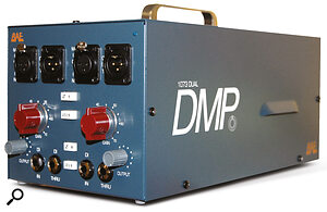 BAE are one of several companies making excellent preamps inspired by the Neve 1073.