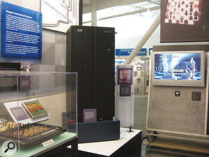 In 1997, IBM's Deep Blue became the first computer to win a Gearslutz argument against a reigning world champion.