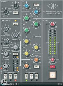 Universal Audio UAD 4K Plug-ins