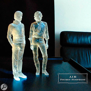 Nicolas Godin & Jean-Benoît Dunckel (AIR): Building Atlas Studio