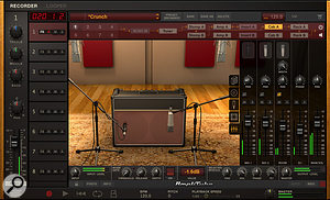The redesigned Cab section is perhaps the highlight of AmpliTube 4.