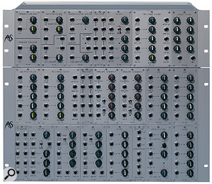 For those without museum-sized budgets, the Integrator represented an affordable yet hugely powerful introduction to the world of modular synthesis.