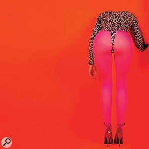 St. Vincent's Masseduction album cover.