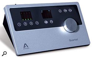 Apogee Quartet