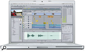 With version 2, Apple's <em>Soundtrack Pro</em> is turning into a powerful tool for audio post-production, while maintaining its intuitive, single-window interface.