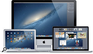 With us by the time you read this is Mountain Lion, Apple's latest OS.