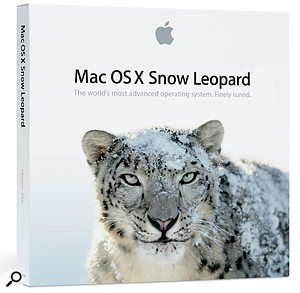 Though Snow Leopard is winning over musicians and developers alike, there are still a few teething problems.