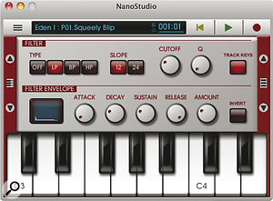 NanoStudio is an iOS App that lets you upload your own samples from aPC or Mac.