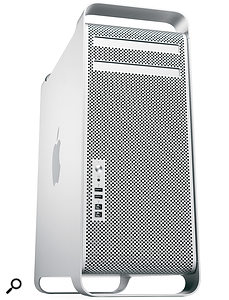 The mighty new Mac Pro comes with up to 12 processor cores in the latest Intel Xeon 'Westmere' processors, running at speeds of up to 3.33GHz