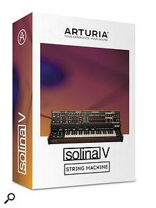 Arturia Solina V