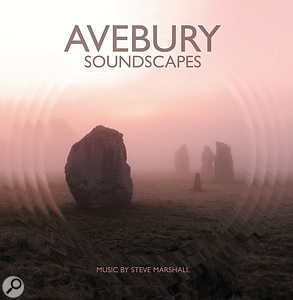 Avebury Soundscapes cover artwork.
