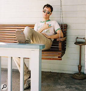 Renowned for getting things done fast, John Congleton has worked with lots of experimental and indie acts, scoring major success with St Vincent.