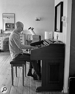 Writing sessions for the album took place at a friend's cottage in Cornwall. Singer and co-producer Jack Meadows experiments with an organ part.