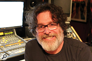Dave Way mixed the album.