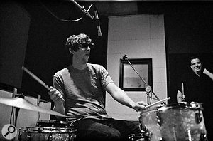The Black Keys' breakthrough LP Brothers was recorded in a  very dilapidated Muscle Shoals Sound  Studio.