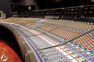 BOP's Focusrite Studio Console number 5 (of 10).