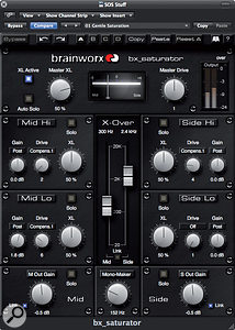 Brainworx BXsaturator