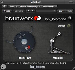 Brainworx BX_dynEQ & Boom