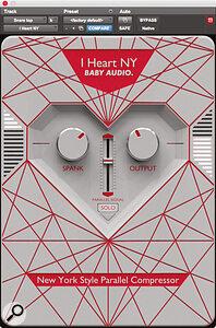 Baby Audio I Heart NY