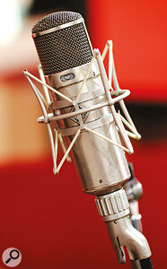 Neumann's U47 is probably the most widely copied valve mic of all.