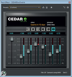 CEDAR Studio 6
