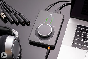 The semiconductor shortage posed numerous problems for Apogee in bringing to market new products such as the Duet 3.
