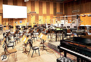 CineBrass' sampling sessions took place at LA's Sony Pictures Scoring Stage, a famous and historic recording venue where the music for The Wizard Of Oz was recorded back in 1939. More recently, the scores to ET, Schindler's List, Star Trek, Spiderman and Pirates Of The Caribbean 4 were also recorded there.