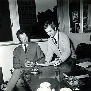 Mark Wirtz, 1968.