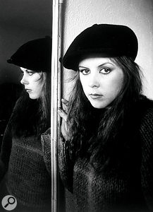 Kirsty MacColl, whose voice provided a striking counterpoint to Shane MacGowan's on 'Fairytale Of New York'.
