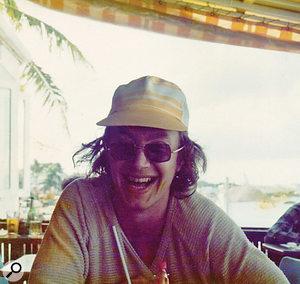 Tony Platt in 1980.