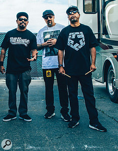 Twenty five years after the release of 'Insane In The Brain' Cypress Hill are still making music together.