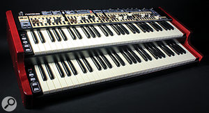 Clavia Nord C2D